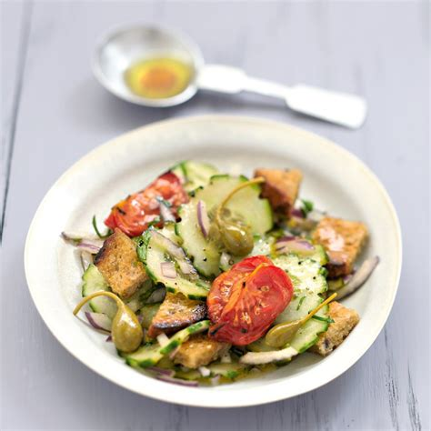 cuisine andalouse recette salade de tomates à l andalouse