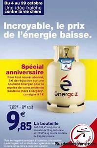 Promo Bouteille De Gaz Detendeur Offert : 8 euros de r duction sur la bouteille energaz chez intermarch ~ Melissatoandfro.com Idées de Décoration