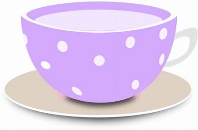 Clip Teacup Clipart Cliparts Clker Library