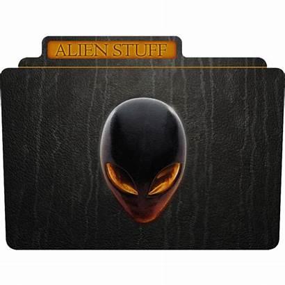 Icon Stuff Alien Folder Icons Movie Sinuhe