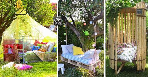 le bon coin chambre à coucher un petit coin relax dans le jardin 20 idées inspirantes