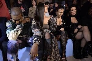 Kanye West Photos Photos - Off-White : Front Row - Paris ...