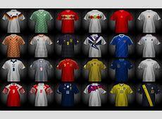 Las mejores camisetas de las Eurocopas Foto 1 de 21