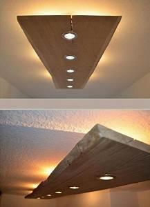 Deckenlampe Für Wohnzimmer : deckenleuchte f r den flur licht ~ Frokenaadalensverden.com Haus und Dekorationen