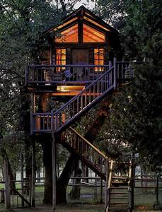 15 Tree Houses Worthy of Wonderland - Garden Lovers Club15 ...