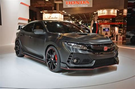 2019 Honda Civic Type R  Honda Overview