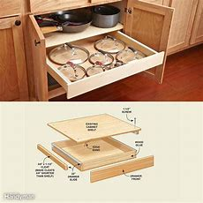 10 Kitchen Cabinet & Drawer Organizers You Can Build  The