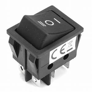 Forward Reverse Switch 3 Positions 6 Pin Switch Push Button Switch Sale