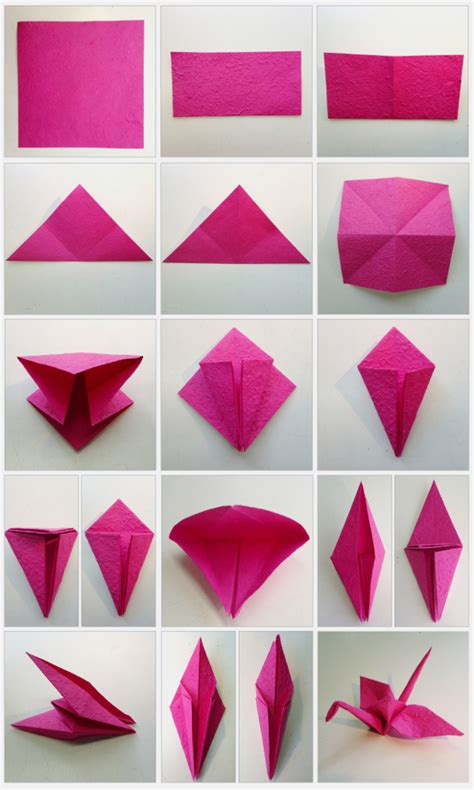 diy origami kraniche als hochzeitsdekoration verr 252 ckt
