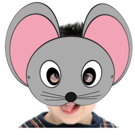 masque rituel à tête de fils des histoires masque de souris grise tête à modeler