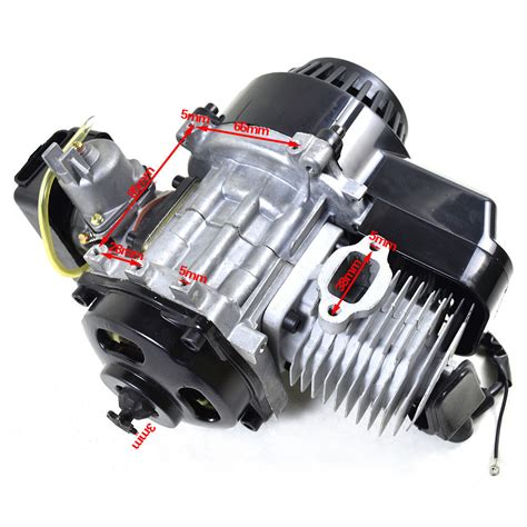 49cc 2 stroke bicycle motor gas engine motorized mini bike
