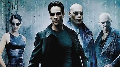 Matrix Movies Desktop Wallpapers Action Scene Background