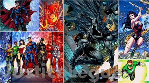Justice League Animated Wallpaper - justice league wallpapers wallpaper cave