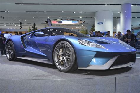 ford gt   carscoops
