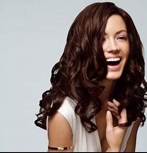 Couleur De Cheveux Chocolat Marron Glacé : coloration cheveux marron chocolat ~ Melissatoandfro.com Idées de Décoration