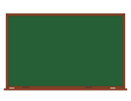 Blank Chalkboard Template, Whiteboard & Blackboard Template