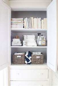 12th, And, White, The, Linen, Closet, Small, Space, Storage