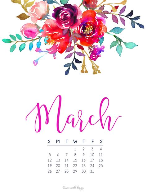 free march 2018 calendar for desktop and iphone march 2017 calendar tech pretties designs