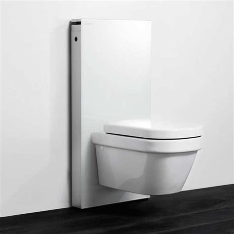 what is the standard size of a toilet geberit monolith wall hung wc unit 131 221 si 5 pv drench