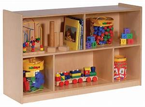 Mobile Toy Storage Cabinet 32quotW Single Contemporary