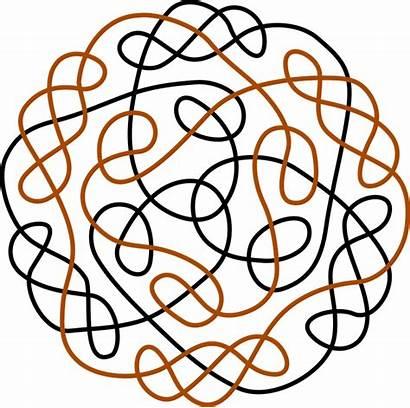 Celtic Knot Clip Clipart Knots Border Cross