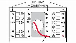Nest Heat Pump With Electric Backup Wiring Diagram