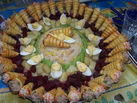 cuisine marocaine salade lalla moulati salade de cornets moroccan food cuisine