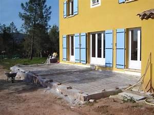 maison en beton coule la maison bois seraitelle bientot en With maison en beton coule 4 beton cire tout savoir sur le revetment pour le sol les