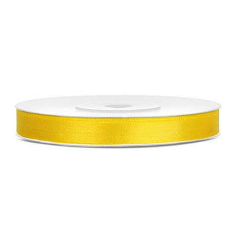 satijnlint geel mm