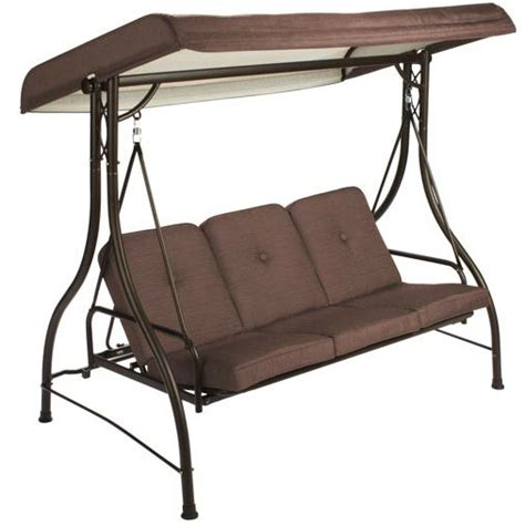 Walmart Patio Gazebo Canopy by Mainstays Lawson Ridge 3 Person Swing Hammock Replacement