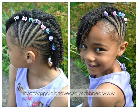 Cornrows Braids Hairstyles For Little Girls