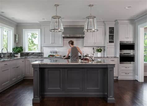 kitchen remodel  orchard lake mainstreet design build
