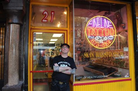 Manhattan's Oldest Tattoo Shop Celebrates 40th Anniversary