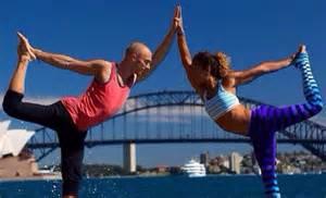 Yoga Challenge Poses 4 People