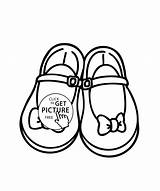 Coloring Shoes Pages Shoe Printable Pretty Booties Drawing Clipart Bows Sheets Sheet Sandal Drive Clip Cliparts sketch template