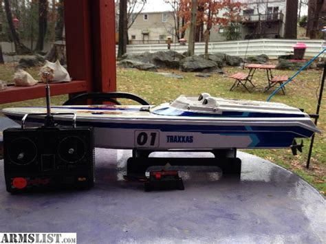 Traxxas Nitro Boats For Sale by Armslist For Sale Traxxas Nitro Vee Boat Sold Sold