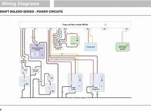 Swift Caravan Wiring Diagram