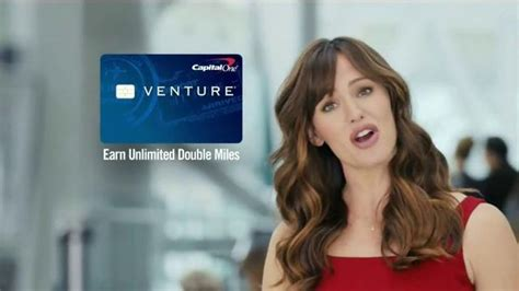 Commercial credit cards are an excellent budgeting tool for your organization. Capital One Venture Card TV Commercial, 'Ticked Off Traveler' Ft. Jennifer Garner - iSpot.tv