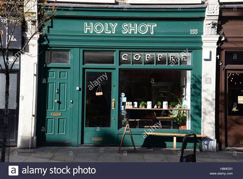 Get the shop address, verified contact details, and see reviews on orko's appointment. Holy Shot coffee shop, Bethnal Green Road, Shoreditch, London Stock Photo: 125841549 - Alamy