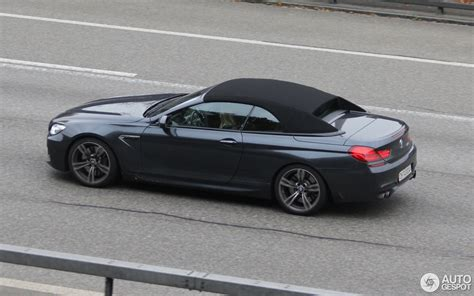 Bmw M6 F12 Cabriolet  23 January 2018 Autogespot