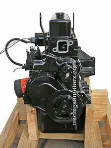 3 0l Volvo Penta Base Marine Engine -  1990-later