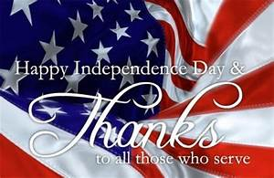 Happy Independence Day - 4th of July - SAMVOUSA