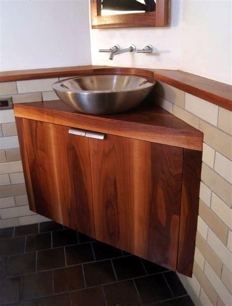 small corner bathroom sink with cabinet best 25 corner basin ideas on