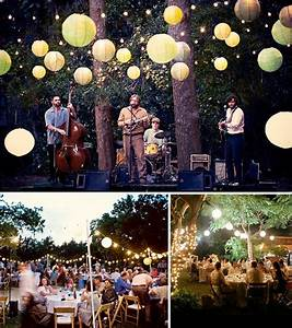 Backyard wedding ideas toledo wedding planner your for Outdoor wedding reception lighting
