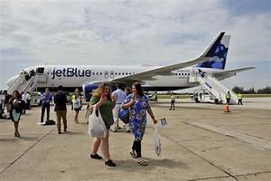 Cuba flight from US to Santa Clara as Department of ...