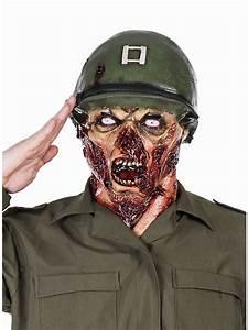 Zombie Soldier Costume - maskworld.com  Zombie