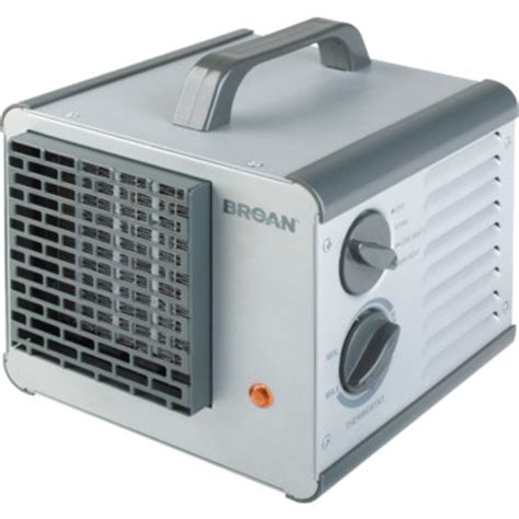 Broan 162 Heat L by Broan 120 Volt 1 200 Btu Portable Heater Hd Supply