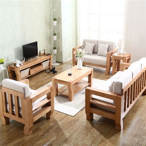 Wooden Sofa Set With Price by Wooden Sofa Set Designs With Price Wood Sofa Set Designs