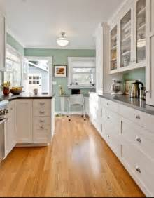 kitchen colors ideas walls green wall color with white kitchen cabinet for contemporary kitchen decorating ideas
