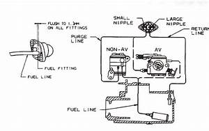 Husqvarna 338xpt Chainsaw   Need Fuel Line Diagram